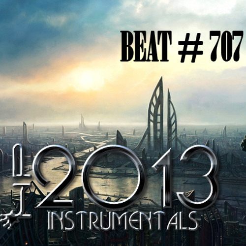 Harm Productions - Instrumentals 2013 - #707