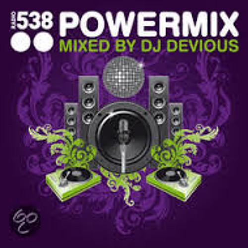 Passenger remix in the Powermix on radio 538