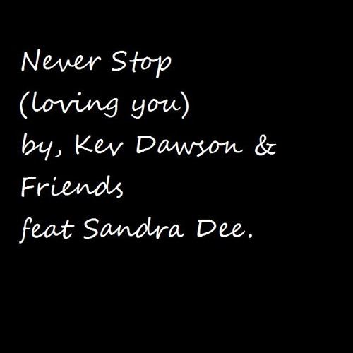 Never Stop (loving you)