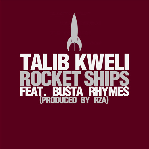Rocket Ships - ft. Busta Rhymes, prod. RZA