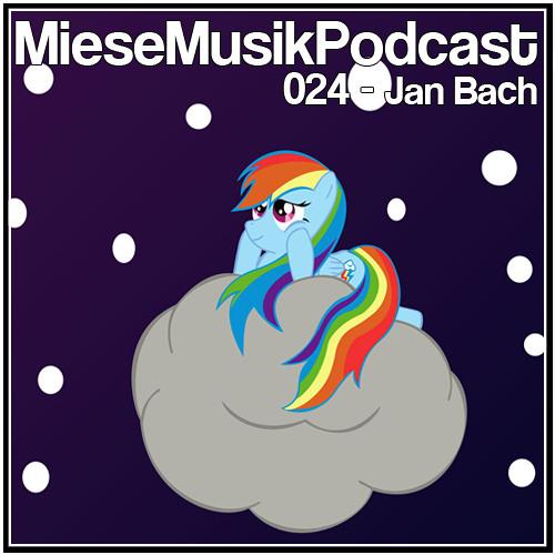 MieseMusik Podcast 024 - Jan Bach