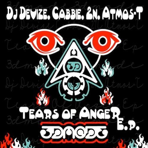 Atmos T - D.I.S.C.O - 3DMode >> Tears Of Anger E.P
