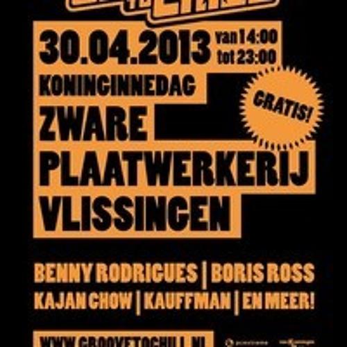 Kauffman Live @ de Zware Plaatwerkerij 30 april 2013