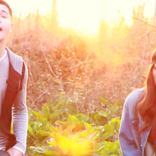 Love Somebody - Maroon 5 (Cover by Justin Bryte & Nicolette Mare)