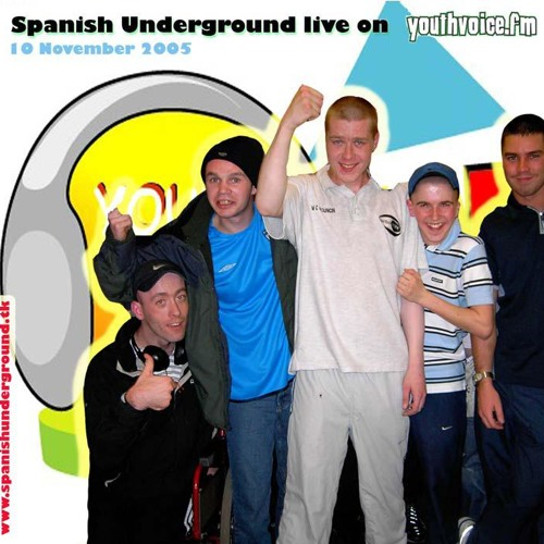 MC BOUNCIN ON A MISSION ON RADIO 2005