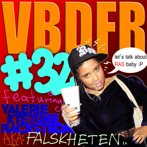 Vad blir det för rap?! Avsnitt 32! Med Falskheten