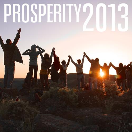 Osiris Indriya - Prosperity DJ Mix (2013)