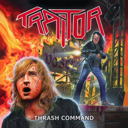 TRAITOR - Thrash Command