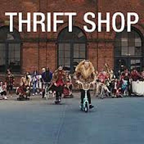 Macklemore & Ryan Lewis feat. Wanz  - Thrift Shop (The Sawlution Crunkstep Bootleg)
