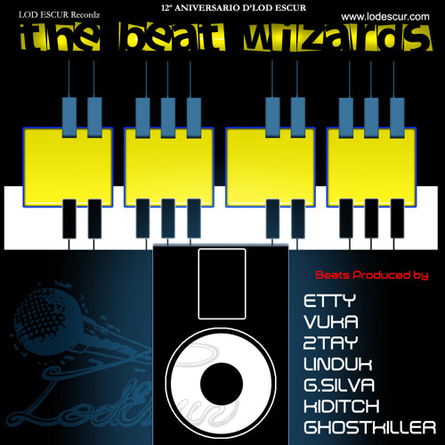 Ghost Killer - Walk on By ( The Beat Wizars Instrumental EP )