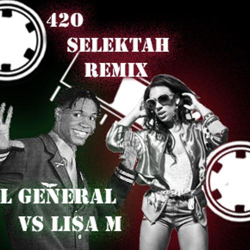 El General Vs Lisa M - Tu Pum pum (42o Selektah Remix) Buy to DL