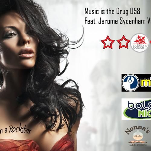 Corey Biggs Vs, Jerome Sydenham (Drumcode) - Music is the Drug 058 - I'm Not a Dj I'm a Rockstar