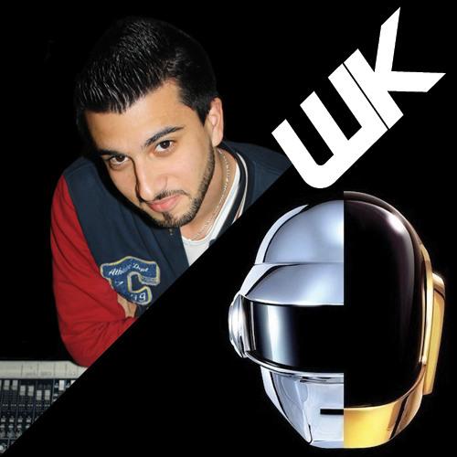 Daft Punk Feat. Pharell Williams - Get Lucky (William Kourken Remix)