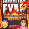 #ADDICTED2FYAH OFFICIAL CD [MAY17] INSIDE HICKORY HOUSE @DJFYAHBLAZIIN