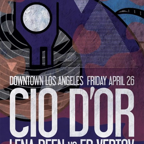 J'ADORE D'OR: DJ set @ Dirty Epic & Incognito present Cio D'Or