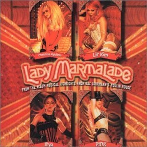 Christina Aguilera feat. Lil' Kim, Mya & Pink - Lady Marmalade (Paródia/Redublagem)