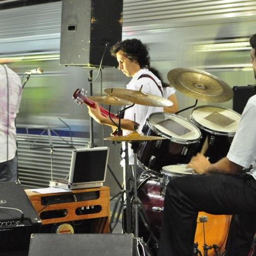Blues a Granel - Chitlins Con Carne (Ao vivo na Estação Central - Live at Subway Station)