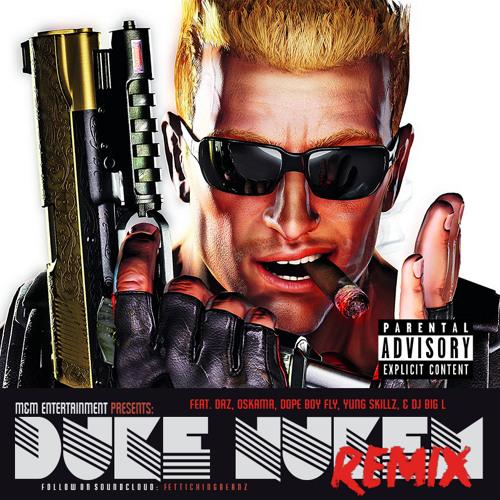 "Beaner - ""Duke Nukem'(Remix)(Feat. Daz, Oskama, Dope, Yung Skillz, Dj Big L) #SCL"