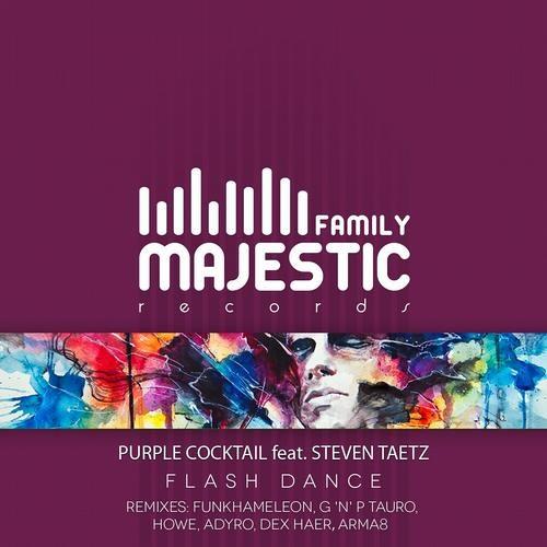 Purple Cocktail feat. Steven Taetz - Flash Dance (Funkhameleon Laid Back Groove Remix)