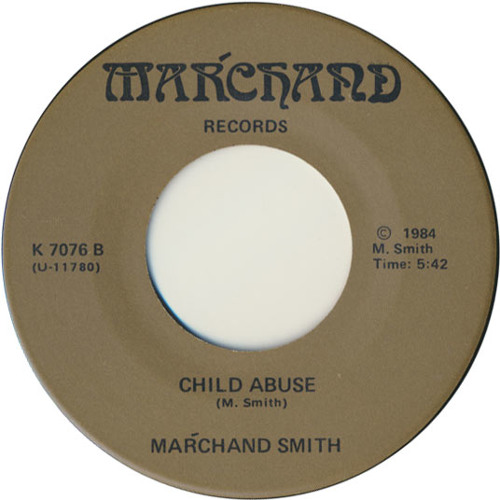 Maŕchand Smith 'Child abuse'