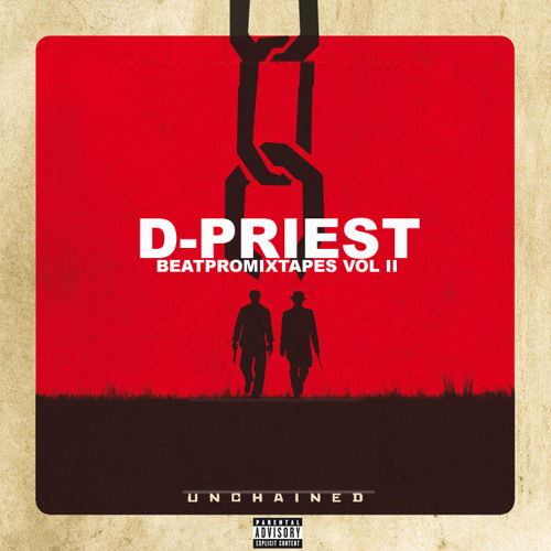 Dpriest Unchained (free) EP - 3.Monkey feat. B.O.E.