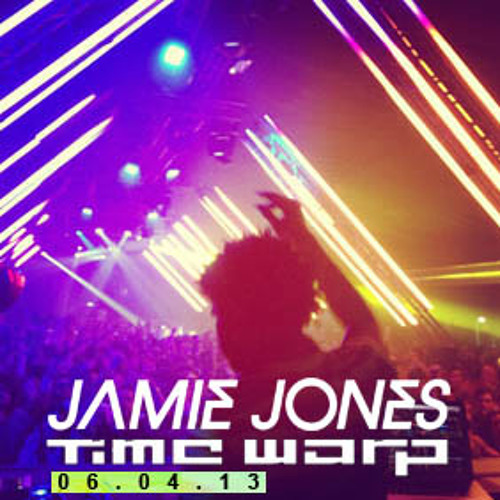 Jamie Jones Live Dj Set @ Timewarp Mannheim 06/04/13
