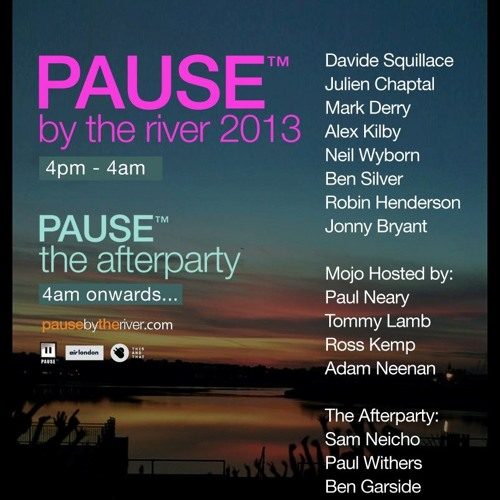 "Ross Kemp - Set From ""Pause By The River"" 27.04.13 [re-recorded]"