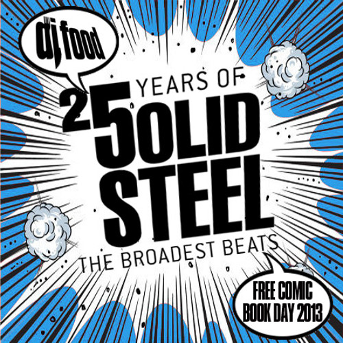 Solid Steel Radio Show 3/5/2013 Part 3 + 4 - DJ Food