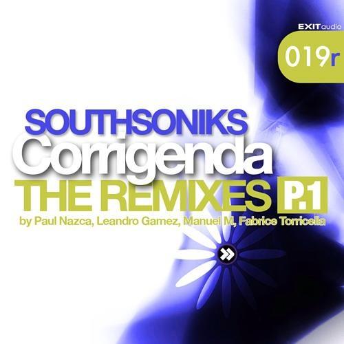 Southsoniks - Corrigenda EP The Remixes Pt.1 - Sample Mix (Exit Audio 019r)
