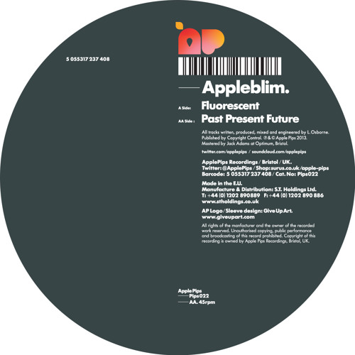 PIPS022 - Appleblim - Past Present Future - forthcoming Apple Pips (clip)