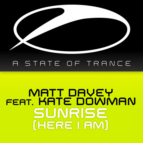 Matt Davey feat. Kate Dowman - Sunrise (Here I Am) (Original Mix)
