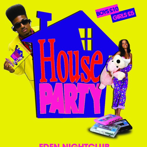 House Party 26th May 2013 Eden Nightclub Huddersfield Promo Mix FREE DOWNLOAD mixed by Houseparty Smith