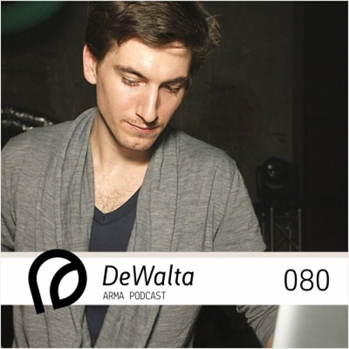 ARMA PODCAST 080: DeWalta - live @ Arma In Love