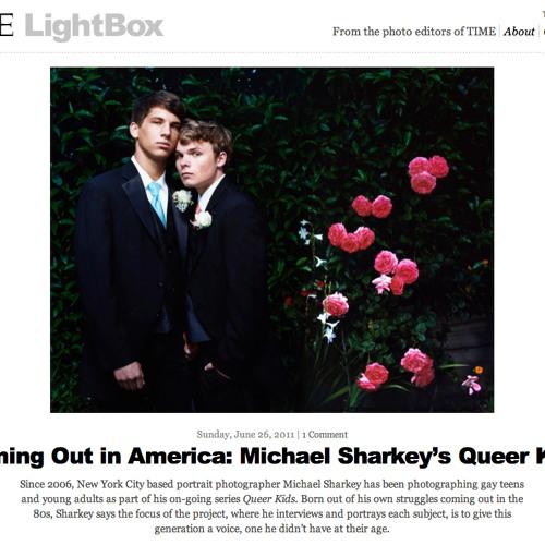 """Michael Sharkey on Michaelangelo Signorile's """"The Gist"""""""