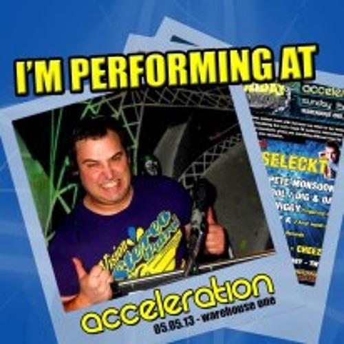 Gari Seleckt - Acceleration Promo mix 05.05.13