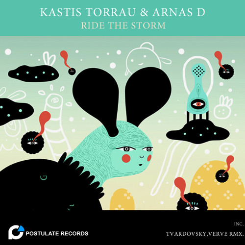 Kastis Torrau & Arnas D - Ride (Original Mix)