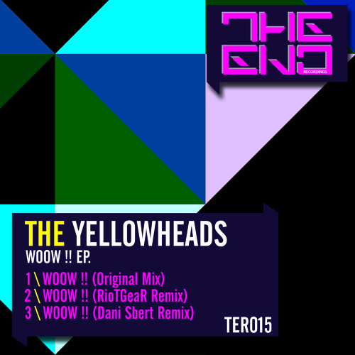 The Yellowheads - WOOW (RioTGeaR Remix) [The End Recordings]