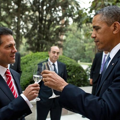 Analyzing Obama's Trip to Mexico & Costa Rica (Lp5022013)
