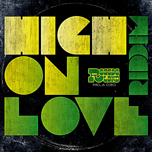 01. Anthony Que - Rastaman House [High On Love Riddim - Reggaeland 2013]