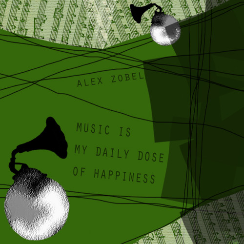 MUSIC IS MY DAILY DOSE OF HAPPINESS