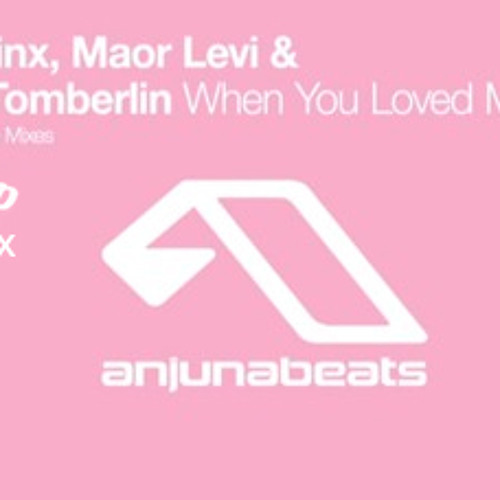 Boom Jinx, Maor Levi & Ashley Tomberlin - When You Loved Me (Sidestep Remix)