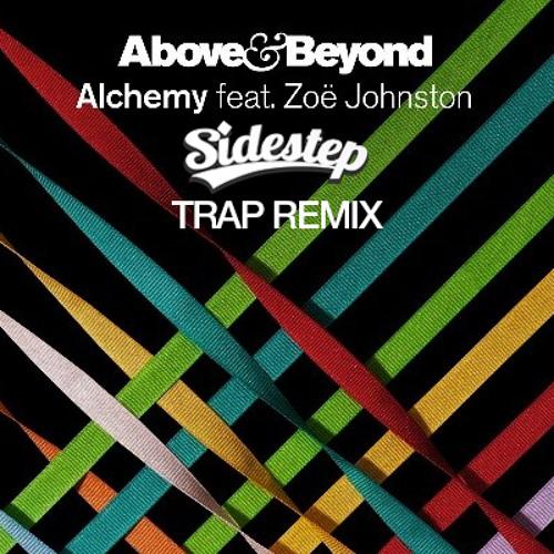 Above & Beyond feat. Zoe Johnston - Alchemy (Sidestep Remix)