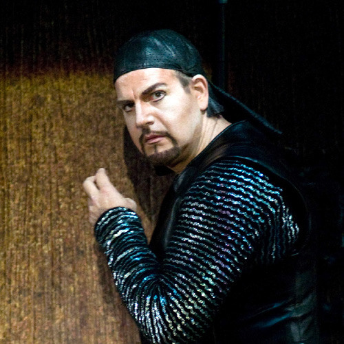 Seattle Opera RING: DANIEL SUMEGI