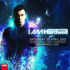Hardwell On Air 114 - 'I AM HARDWELL' WORLD TOUR KICK OFF - APRIL 27 AMSTERDAM