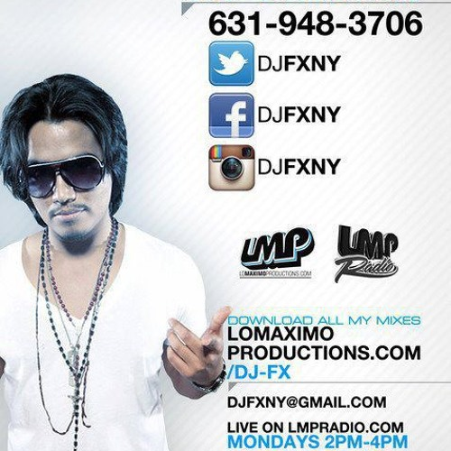 Reggaeton pt 2 April 2013 LMP #instagram @DjFXny
