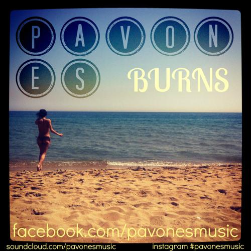 "Pavones - ""Burns"" (Feat. Domi) Sample from debut album"