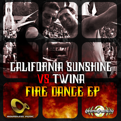 California Sunshine Vs Twina - Fire Dance - geoep124