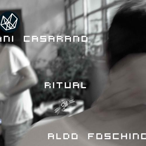 Dani Casarano & Aldo Foschino @ Rituals 10 @ Cigarra.fm 18.02.2013