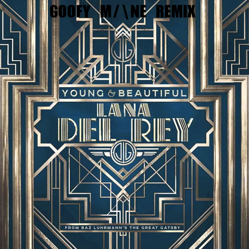 Lana Del Ray - Young & Beautiful (JGW/\R REMIX)