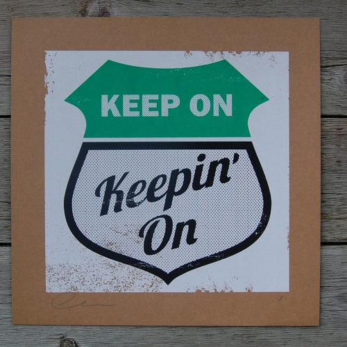 Keep On (Radio Edit)